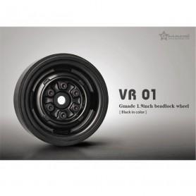 Jantes beadlock 1.9 VR01 noir GM70104 GMade