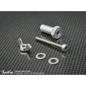 Support roue de secours Pajero J80026 Jun Fac