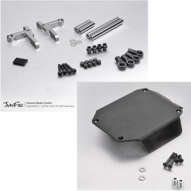 Kit tirants AR + protection central CC01 J100210 Jun Fac