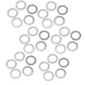 Rondelles de calage 0.1, 0.2, 0.3 mm 3RAC-SW05