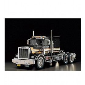 King Hauler black edition 56336 Tamiya