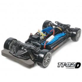 TT02D Drift Spec Chassis 58584 Tamiya