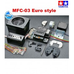 Set multi-fonctions MFC-03 Euro style 56523 Tamiya