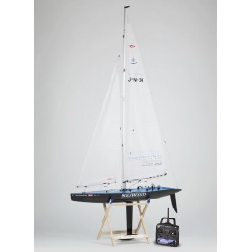 Seawind CARBONE readyset 40463RS kyosho