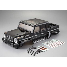 Carrosserie Horri-Bull Crawler noir peinte 48338 Killer Body