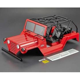 Carrosserie Warrior Crawler rouge peinte 48444 Killer Body