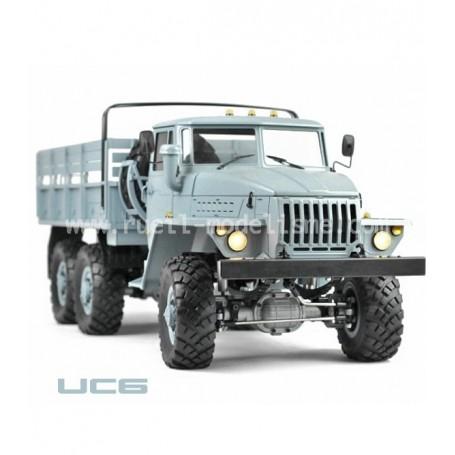 UC6 camion 6x6 Cross