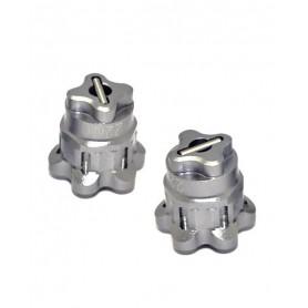 Hexagones de roues Yeti YT022C-GS GPM