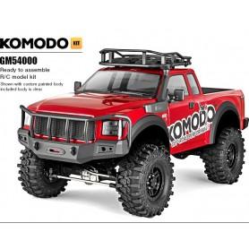 KOMODO GS01 en kit GM54000 GMade