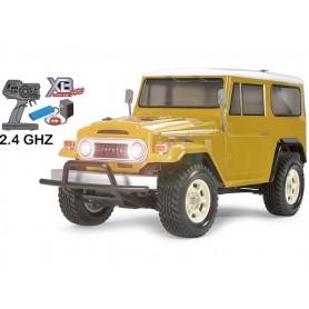 XB Toyota Land Cruiser 57810 Tamiya