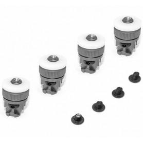 Supports de carrosserie magnétiques CC01 Unimog CC201FR/UM-GS GPM
