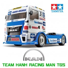 Man TGS Team Hahn racing TT01E 58632 Tamiya