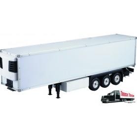 Frigo. 40 pieds + remorque 3 essieux 140412 Truck tech