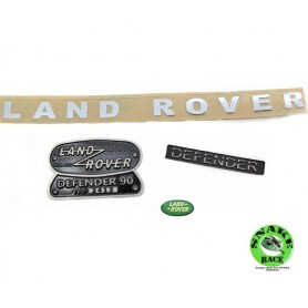 Sigles Land Rover Defender 0022 Snake Race