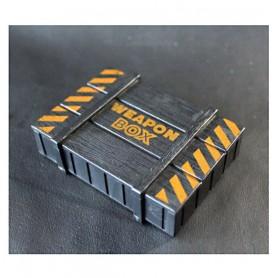 Caisse militaire  1/10e 033 Snake Race
