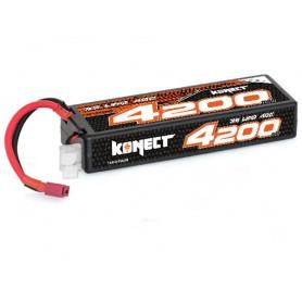 Lipo 11,1V 4200 mah 40C 3S Konect