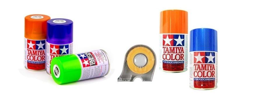 Peinture ABS plastique en bombe